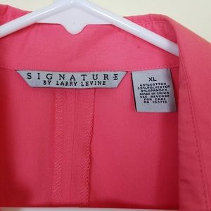 Signature by Larry Levine Tops - NWT Signature by Larry Levine Top, Size XL